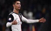 Cristiano Ronaldo, delantero de la Juventus de la Serie A. (Foto Prensa Libre: AFP)