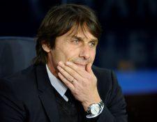 Antonio Conte enfrenta un nuevo reto en su carrera. (Foto Prensa Libre: AFP)