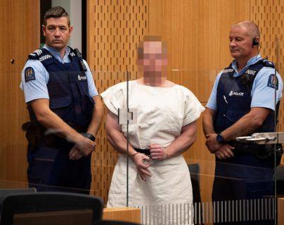 El australiano Brenton Tarran durante una comparecencia ante un Tribunal en marzo. (Foto Prensa Libre: EFE)