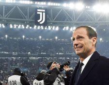 Allegri dejará su cargo de entrenador del Juventus de Turín al final de la presente temporada de la Serie A italiana. (Foto Prensa Libre: AFP)