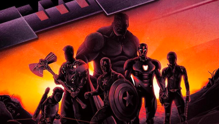 Avengers Endgame Se Acerca Al Primer Lugar De La Lista De