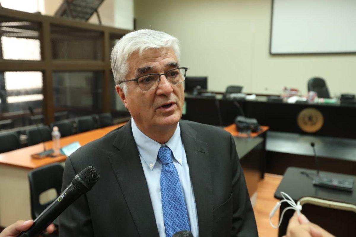 Exministro de Gobernación, Carlos Vielmann, saldrá de prisión