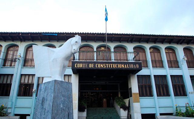 Fachada de la CC, ubicada en la zona 1 capitalina. (Foto Prensa Libre: Hemeroteca PL)