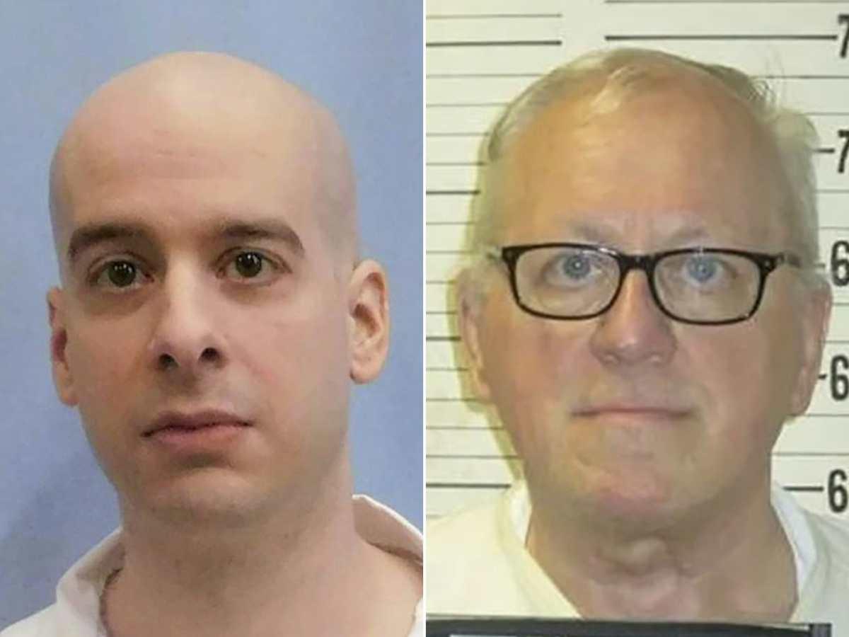 Qué crímenes cometieron dos hombres que fueron ejecutados por inyección letal en EE. UU.