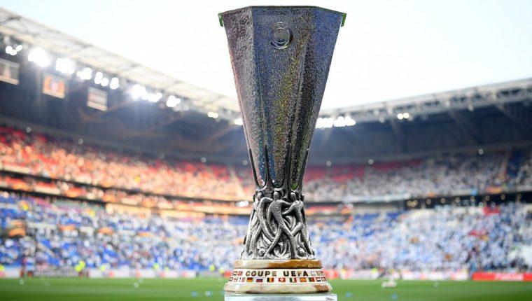 La Europa League enfrentará al Chelsea y el Arsenal en la primera final londinense de la historia. (Foto Prensa Libre: Redes)