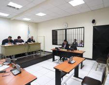 La sentencia se dio este viernes 10 de mayo en el Tribunal Segundo de Sentencia Penal. (Foto Prensa Libre: María José Longo)
