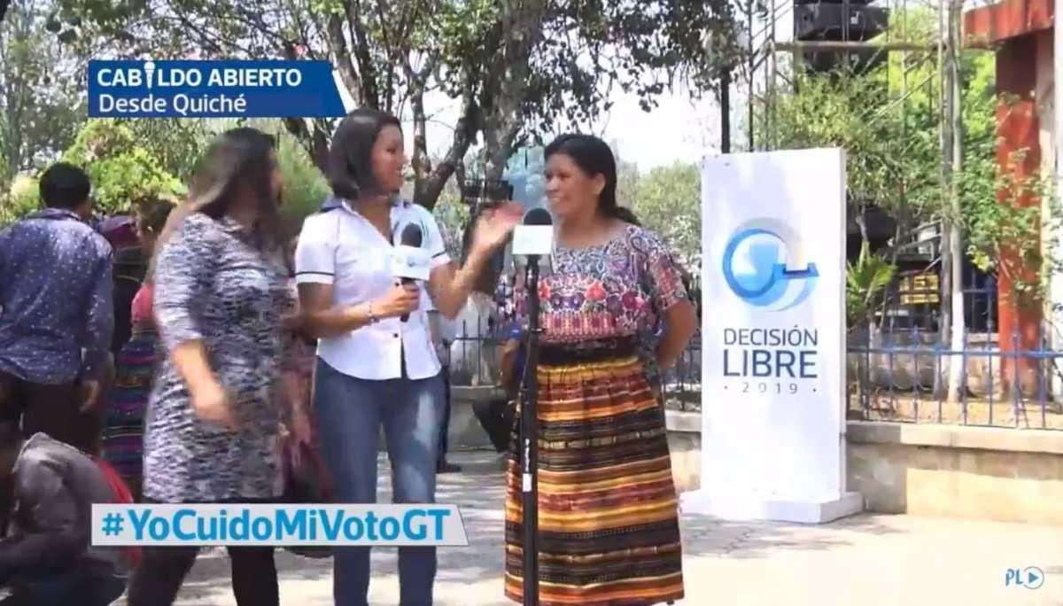 Vecinos de Quiché exigen detener talas ilegales y mejorar el suministro de agua entubada