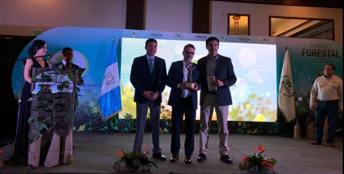Las razones por las que la Hidroeléctrica Renace ganó el Premio Forestal Nacional 2019