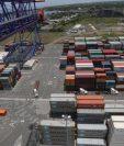 El comercio se paralizó hasta en 75% en las diferentes vías de tránsito, debido a fallas en el Duca. (Foto, Prensa Libre: Hemeroteca PL).