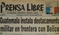 Portada del 12 de septiembre de 1995. (Foto: Hemeroteca PL)