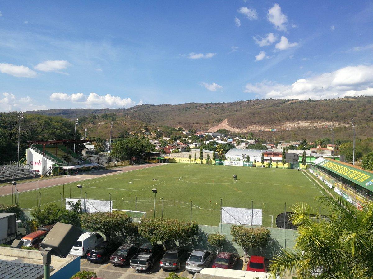 La afición de Comunicaciones no podrá ingresar al estadio David Cordón Hichos. (Foto Prensa Libre: Hemeroteca PL)