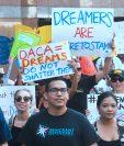 Los dreamers y el TPS no están en el plan migratorio de Donald Trump. (Foto: Hemeroteca PL)