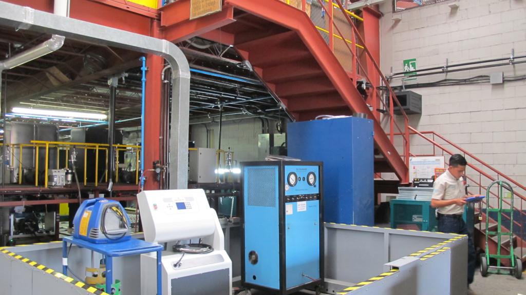 La actividad industrial de Guatemala baja un 6% y alcanza los índices de 2012