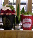 Las ventas de la empresa guatemalteca Flowerfull suben hasta un 20% en la temporada de Día de la Madre. (Foto Prensa Libre: María René Barrietos)