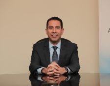 José Freig, director regional para América Latina de American Airlines visitó Guatemala  y afirmó que buscan apoyar al país en temas turísticos. (Foto Prensa Libre: Juan Diego González)