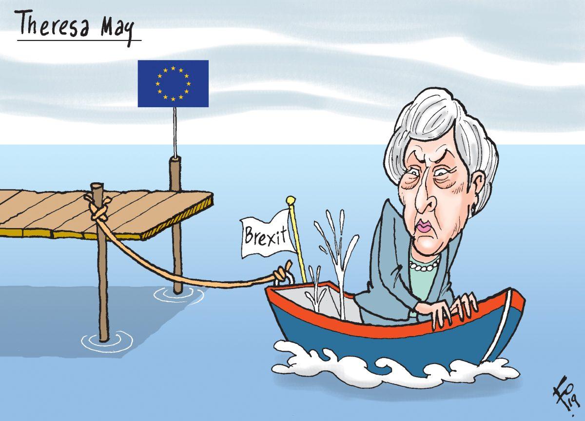 Fo: Theresa May