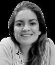 Celia Luna, investigadora del área sociopolítica de  Asíes