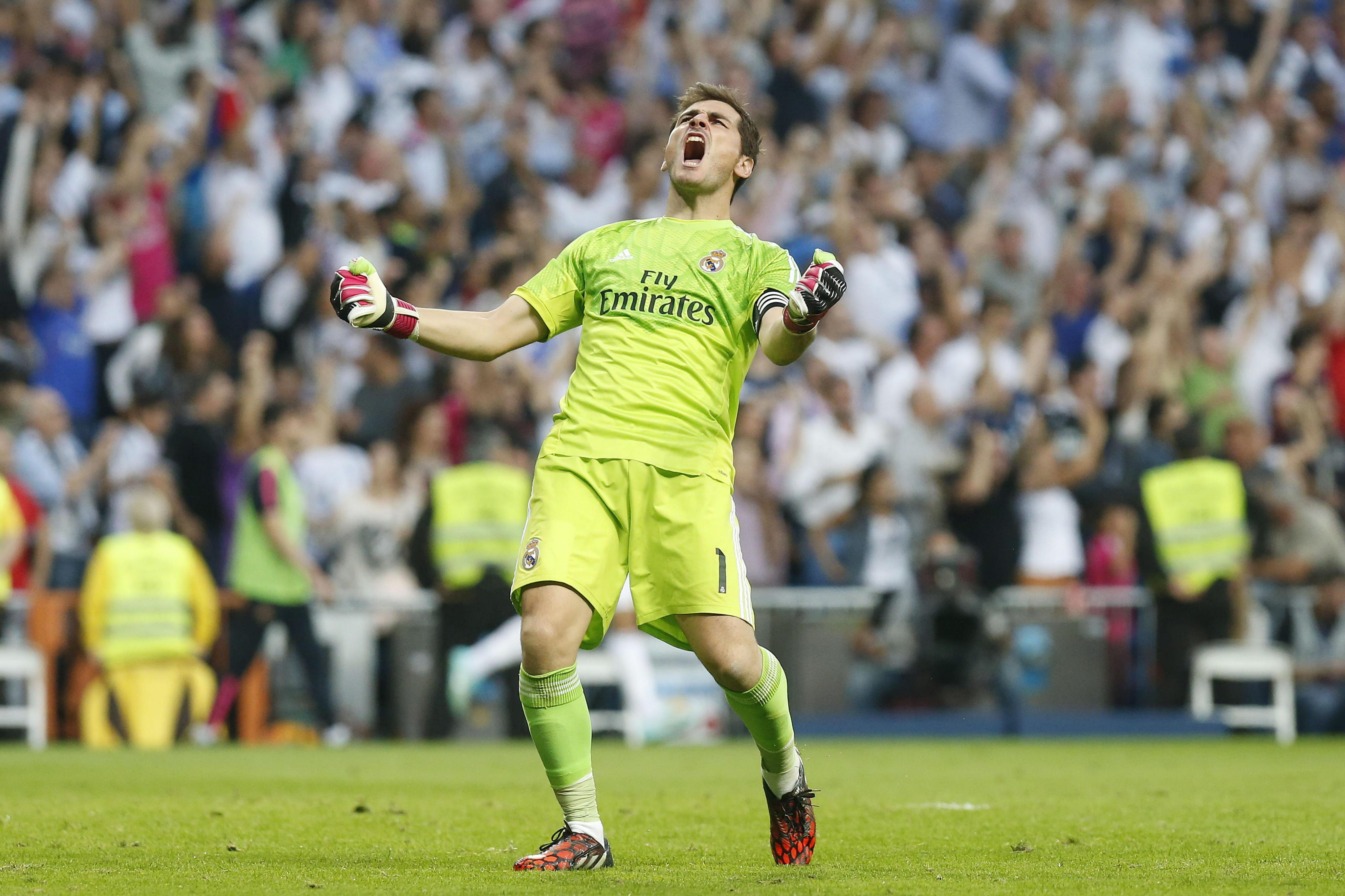 El exguardameta del Real Madrid y ahora portero del Porto descarta retirarse. (Foto Prensa Libre: Hemeroteca PL)