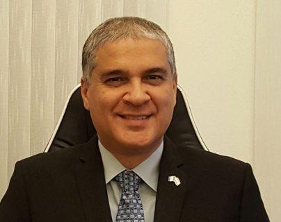 Mattanya Cohen, embajador de Israel en Guatemala. (Foto Prensa Libre: Embajada de Israel en Guatemala)