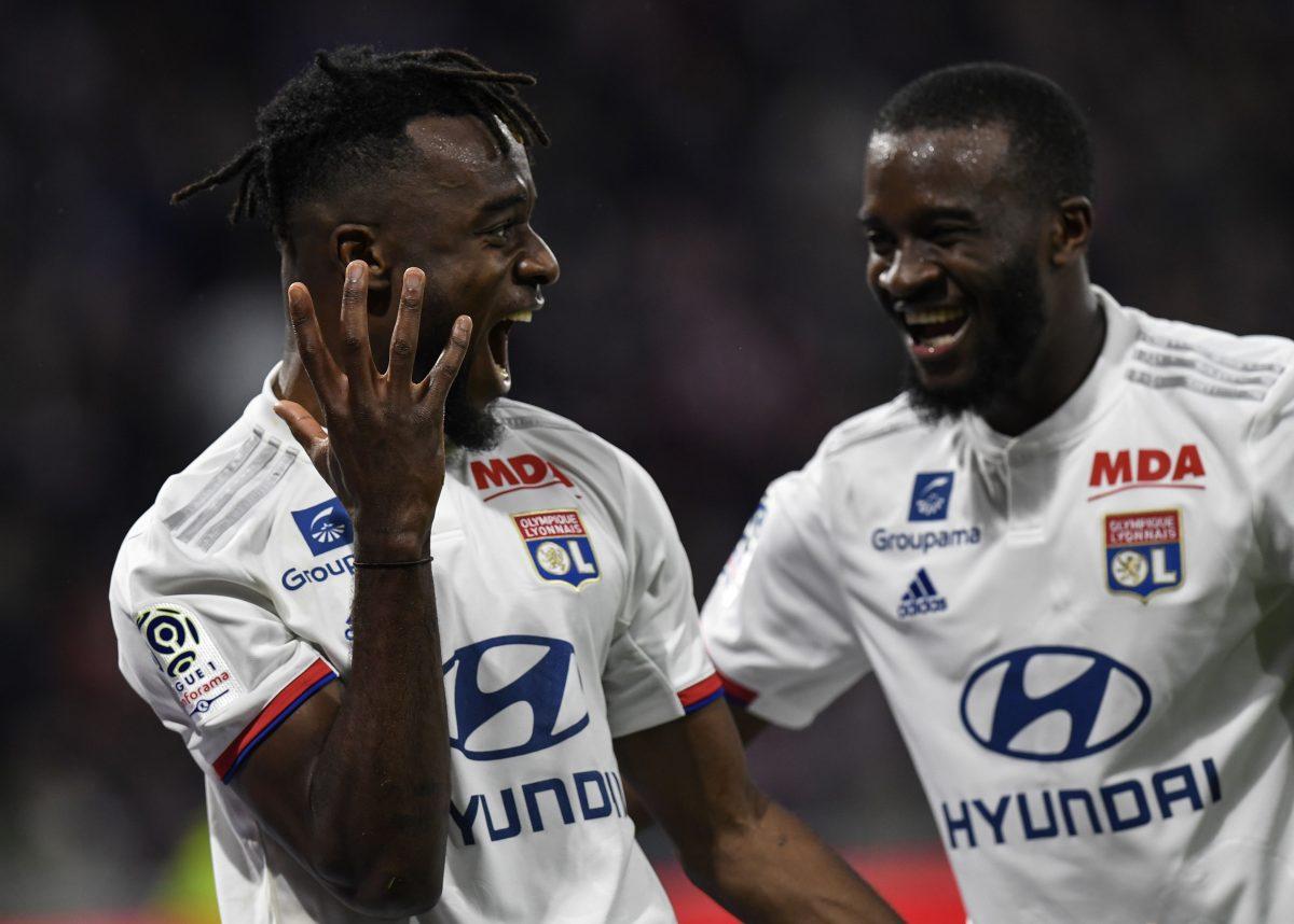 Lyon se clasifica para la Champions y Mónaco casi se asegura la permanencia