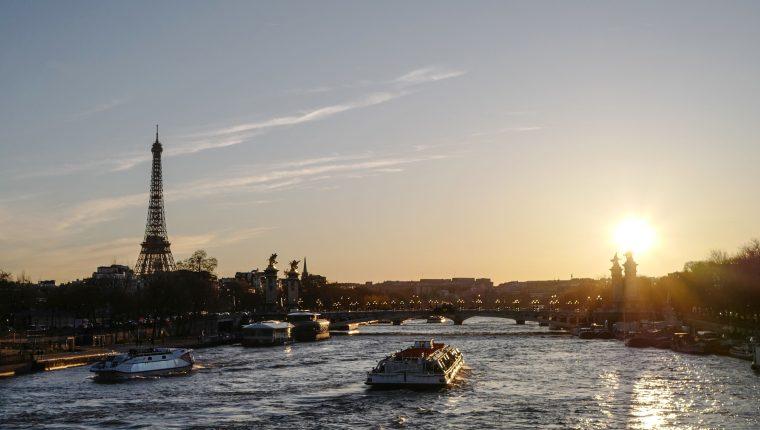 La Torre Eiffel es una de las más visitadas en París, Francia. (Foto Prensa Libre: AFP)