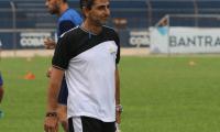 Fabricio Benítez fue escogido por la junta directiva de Guastatoya para hacerse cargo del cuadro pechoamarillo. (Foto Prensa Libre: Hemeroteca PL)