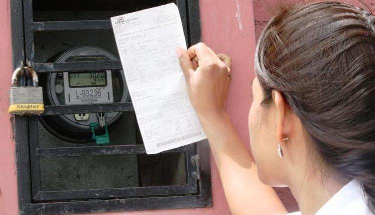 El subsidio se brinda a los usuarios de energía que consumen hasta 89 kilovatios hora al mes, cubiertos por las diferentes distribuidoras. (Foto, Prensa Libre: Hemeroteca PL).
