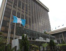 El ministerio de Finanzas tiene un cupo de Q1 mil 049 millones para finalizar con la colación de la deuda bonificable para este ejercicio. (Foto Prensa Libre: Hemeroteca)