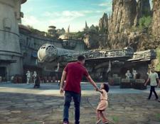 Los visitantes del Stars Wars: Galaxy's Edge podrán vivir una experiencia inolvidable. (Foto Prensa Libre: Disney)