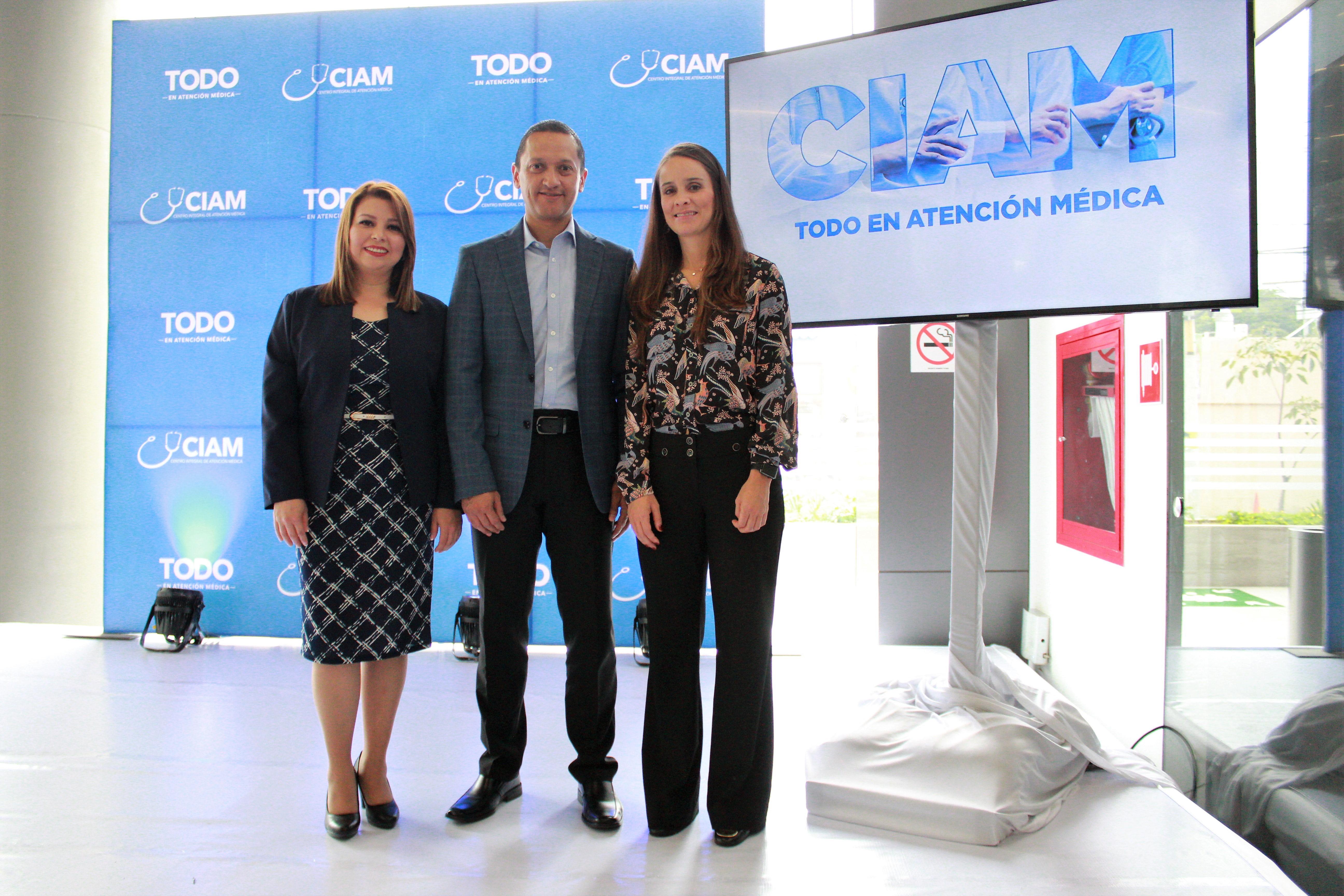 Representantes de CIAM presentaron la nueva opción de cuidados primarios