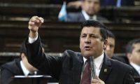 El exdiputado Estuardo Ernesto Galdámez es buscado por las autoridades por estar implicado en casos de corrupción. (Foto: Hemeroteca PL)