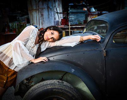 La guatemalteca Jaqueline Andrea Kurz vive desde el 2004 en Las Vegas, Nevada, Estados Unidos, y hace dos años logró abrir su estudio fotográfico, en donde ha tenido la oportunidad de trabajar con destacadas personalidades del lugar. (Foto Prensa Libre: Cortesía)