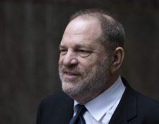 Harvey Weinstein logra acuerdo provisional con presuntas víctimas. (Foto Prensa Libre: AFP)