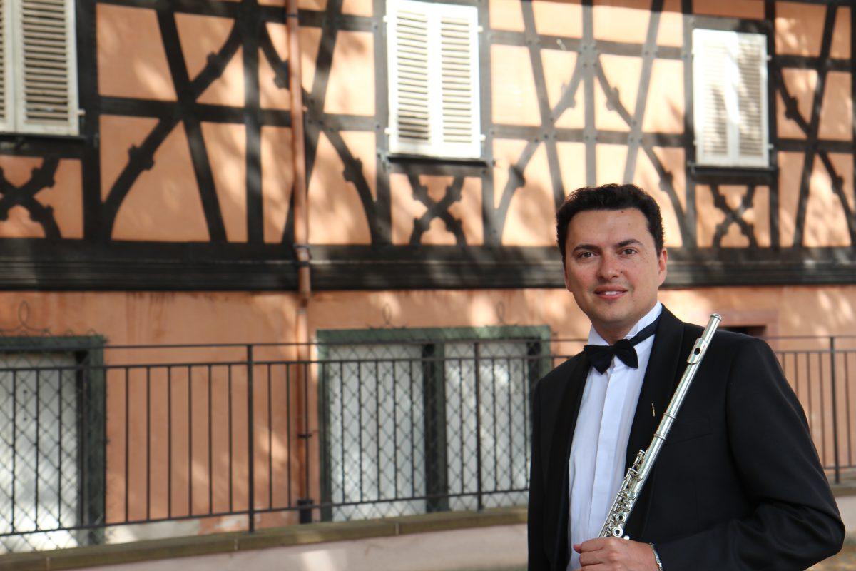 Flautista y pianista rusos se presentarán por primera vez en concierto en Guatemala