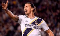 Zlatan Ibrahimovic se perderá los próximos dos partidos con el Galaxy por una sanción. (Foto Prensa Libre: Hemeroteca PL)