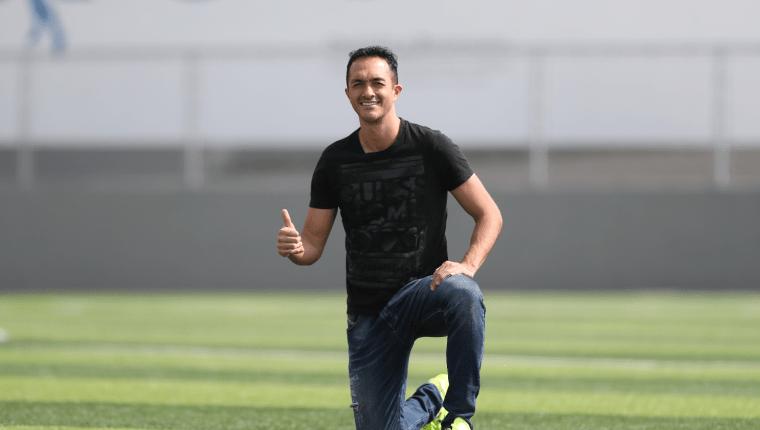 El portero Ricardo Jerez regresa a Guatemala después de estar en Colombia desde 2017. (Foto Prensa Libre: Hemeroteca PL)