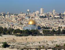 A Jerusalén llegan cuatro millones de visitantes al año, indicó la directora de turismo. (Foto, Prensa Libre: Hemeroteca PL).