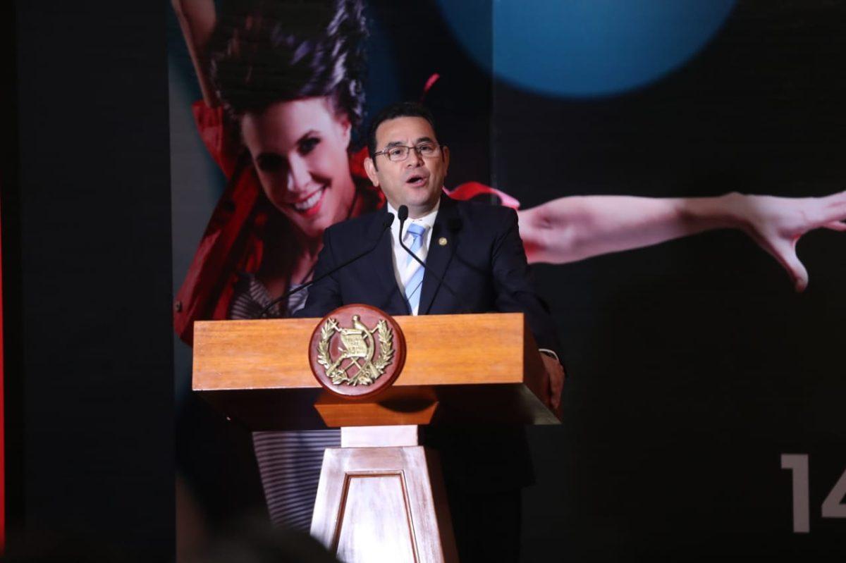 "Jimmy Morales augura ""tragedia judicial"" en elecciones 2019"
