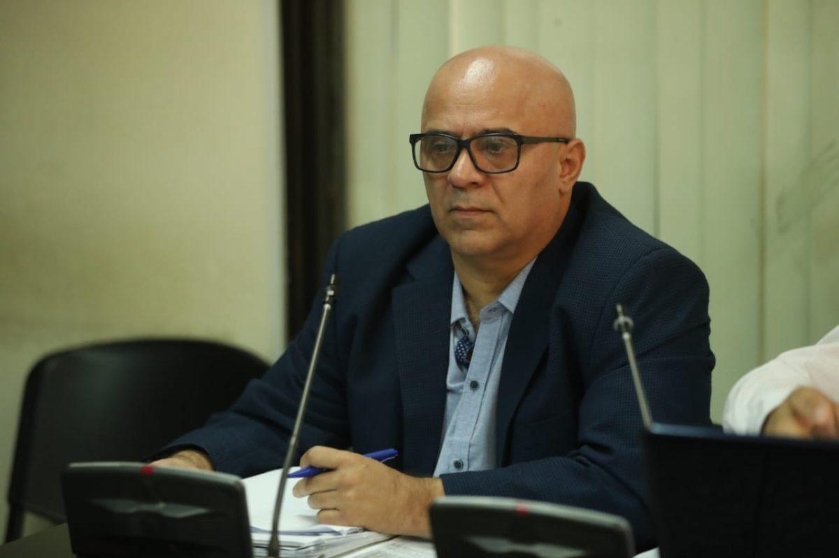 Jorge Villavicencio será procesado por el pacto colectivo firmado con sindicalistas de Salud