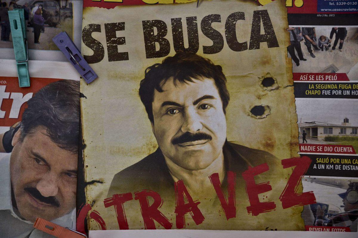 """El """"Chapo"""" Guzmán: ¿tiene el capo un nuevo plan para escaparse de la prisión de Nueva York?"""