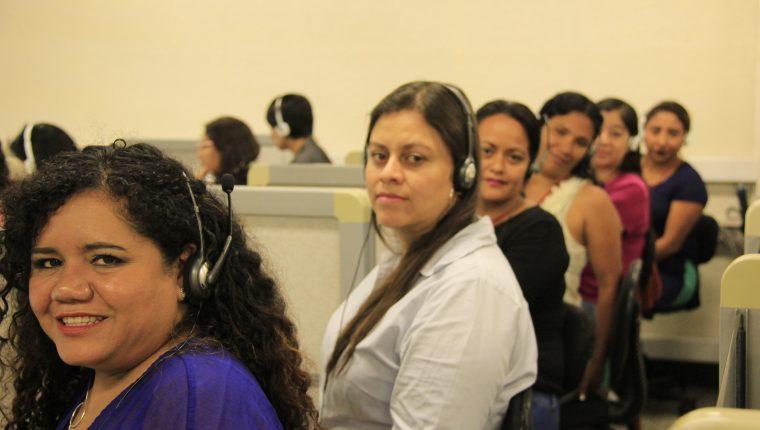 Guatemaltecas emprendedoras que han recibido capacitación por parte del gobierno de Estados Unidos. (Foto Prensa Libre: Cortesía)
