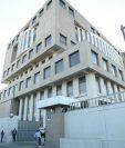 Fachada del Ministerio Público en Gerona, zona 1. (Foto Prensa Libre: Hemeroteca PL)