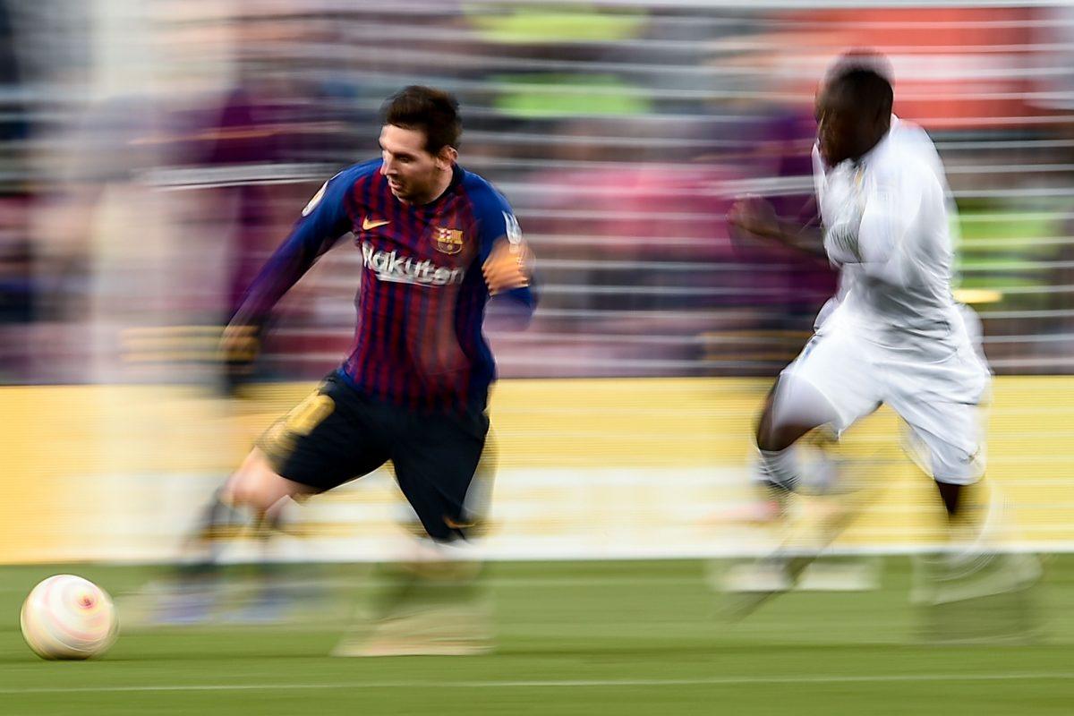 Lio Messi, la evolución de un depredador en el área rival