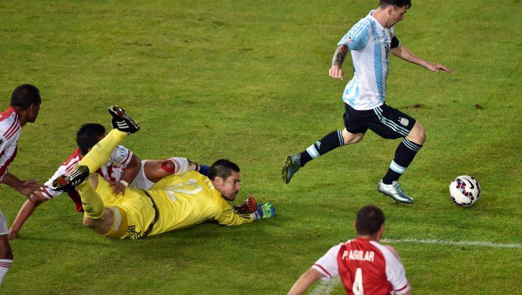 El argentino Lionel Messi, tendrá una nueva misión en la Copa América. (Foto Prensa Libre: AFP)