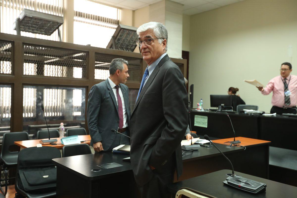 Carlos Vielmann continúa ligado a proceso, Sala de Mayor Riesgo rechaza apelaciones