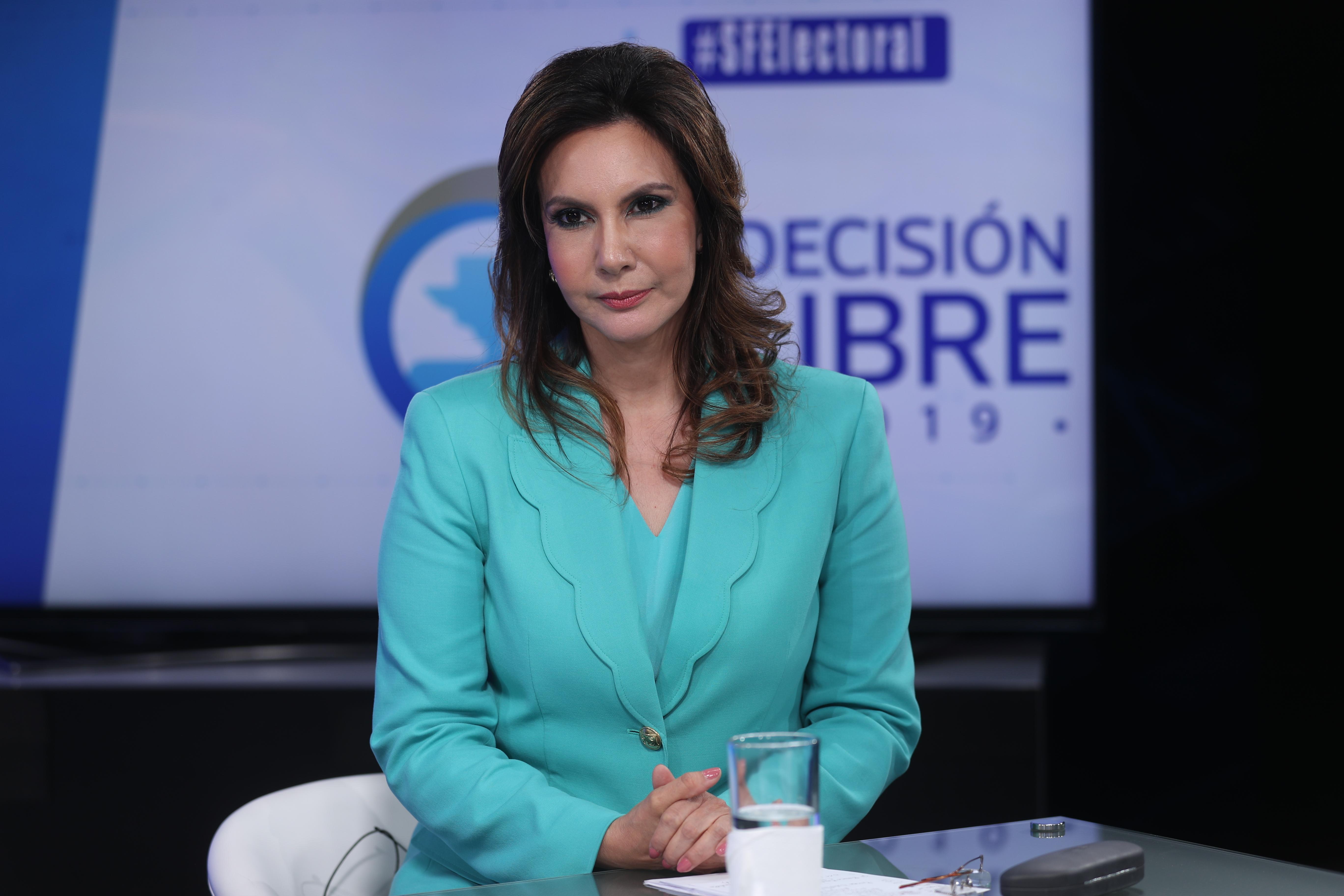 Zury Ríos queda fuera de las elecciones por prohibición constitucional