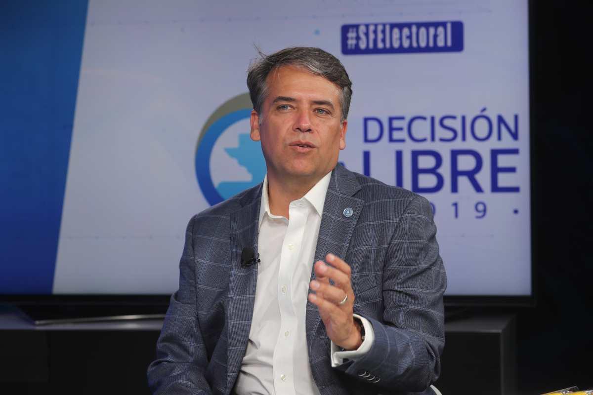 Edwin Escobar: Apuesta por alcaldías para impulsar proyectos