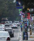 Los partidos se limitan a hacer campaña y no dar a conocer sus propuestas de gobierno, dicen analistas. (Foto Prensa Libre. Hemeroteca PL)