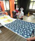 Más de 150 empresas de textiles, acabados con tecnología, maquinaria, accesorios y confección se presentaron en el Apparel Sourcing Show 2019. (Foto Prensa Libre: Juan Diego González)