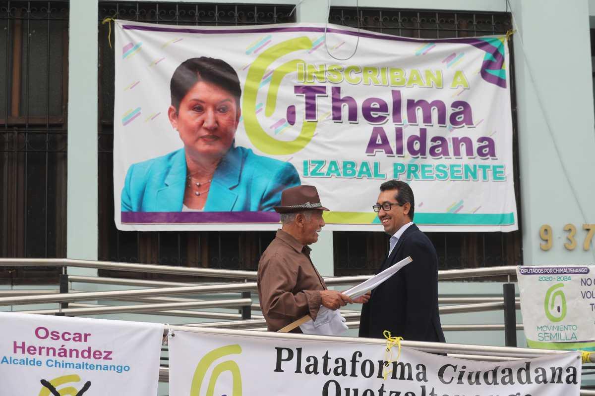 Tiempos en la CSJ y la CC definirán el futuro de Thelma Aldana (pero los antecedentes juegan contra ella)